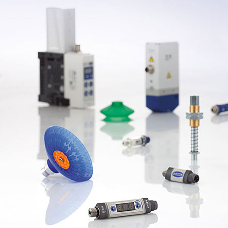 Schmalz вакуумная технология