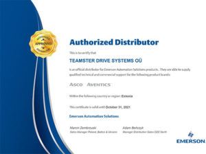 Teamster Authorized Distributor